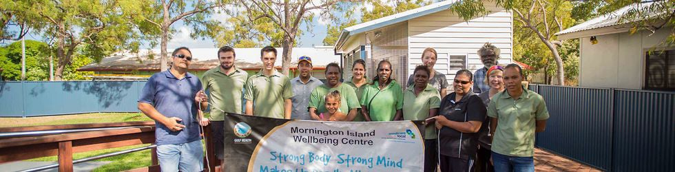 Mornington Island Wellbeing Centre