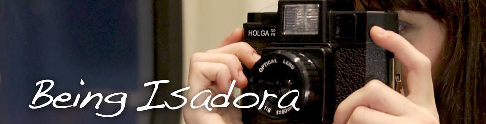 Being Isadora - A Web Series
