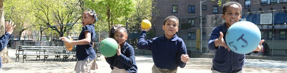 Harlem Academy Students Present