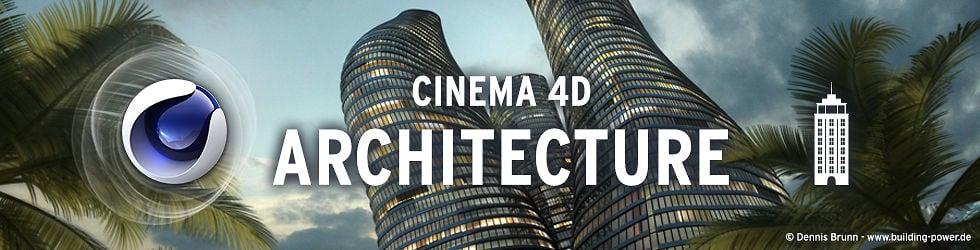 Cinema 4D Architecture