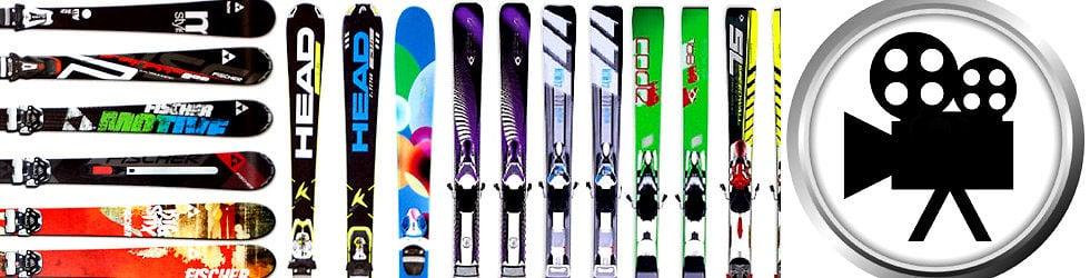 Skijanje.hr video recenzije skija