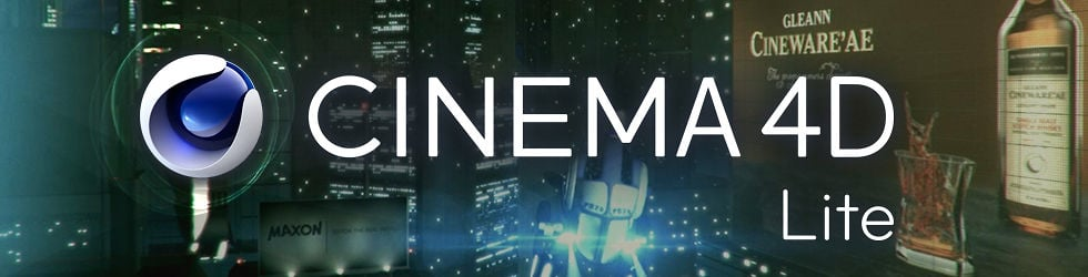 Cinema 4D Lite