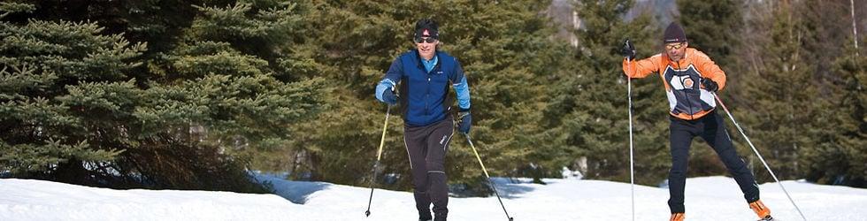 Centre de ski de fond Mont-Sainte-Anne