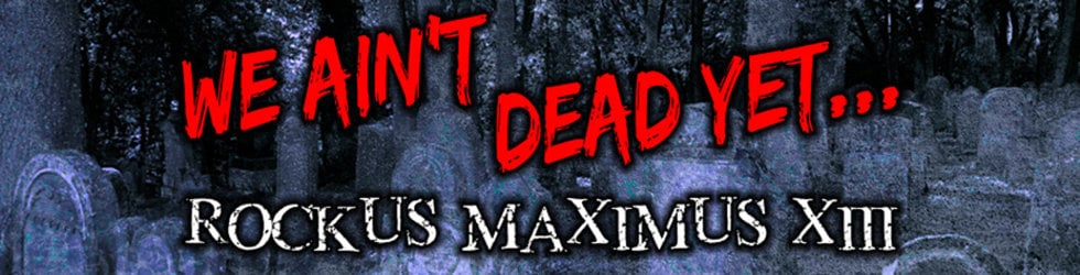 Rockus Maximus XIII: Episode 4 (Library Warrior Part 1)