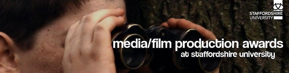 EVOLVE 2013 Staffordshire University - Media/Film Production Awards