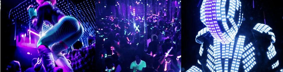 Nightclub video HD