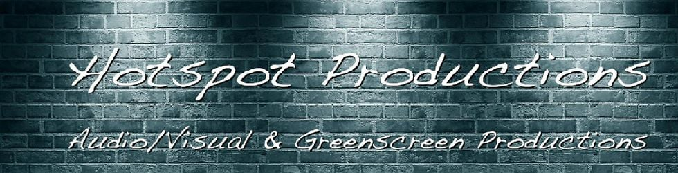 Hotspot Productions - The Audio/Visual & Green Screen Productions Company