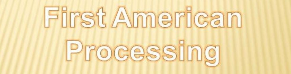 First American Processing