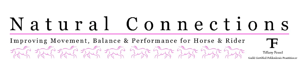 Tiffany Fewel - Guild Certified Feldenkrais Practitioner specializing in equestrian work