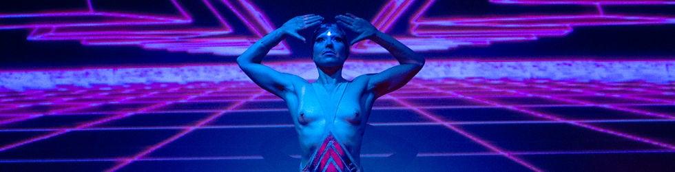 Empress Stah Aerial Hoop & Chandelier Performance on Vimeo