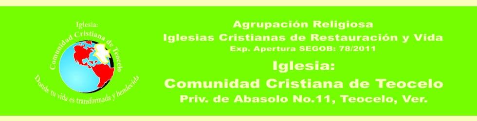 IGLESIAS CRISTIANAS DE RESTAURACIÓN Y VIDA