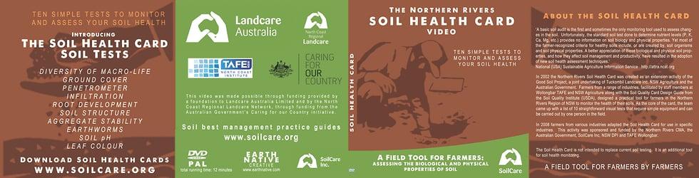The Soil Health Card Soil Tests