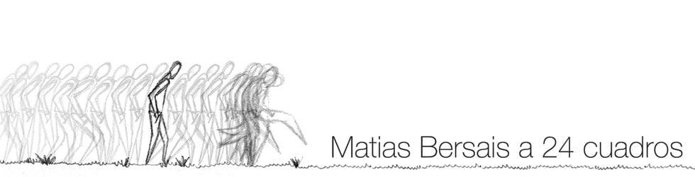 Matias Bersais a 24 Cuadros