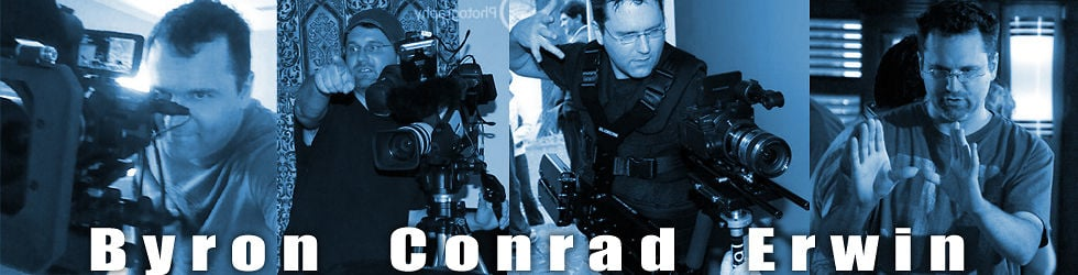 Byron Conrad Erwin - Director of Motion Pictures