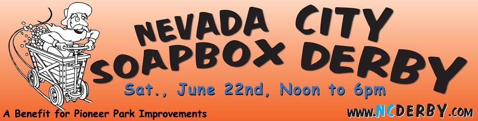 Nevada City Soapbox Derby