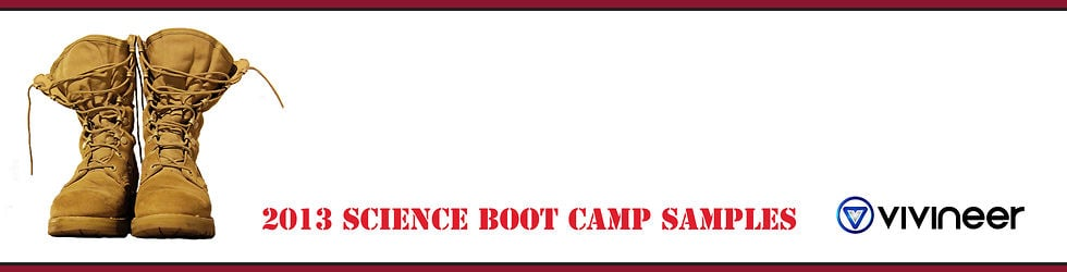 Science Boot Camp