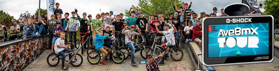 AveBmx Tour 2013