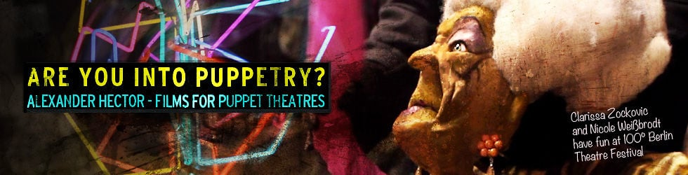 Are You Into Puppetry?