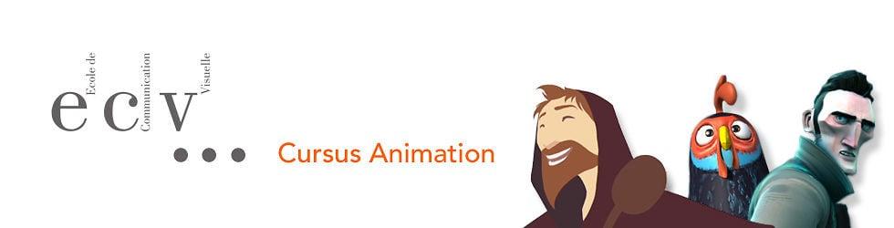 ECV Bordeaux Cursus Animation > Projets M2 2013