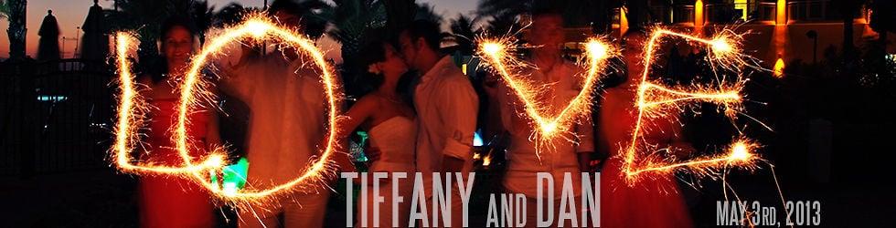 Dan + Tiffany's Wedding