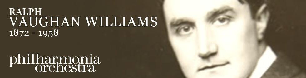 Ralph Vaughan Williams 1872-1958