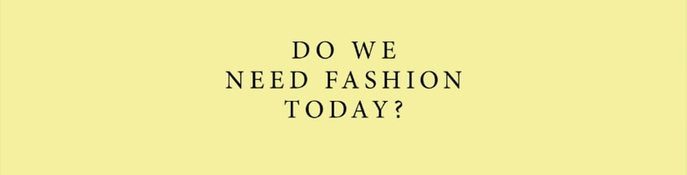 LOVE FOR - Do we need fashion today? Pitti Immagine Uomo, Firenze