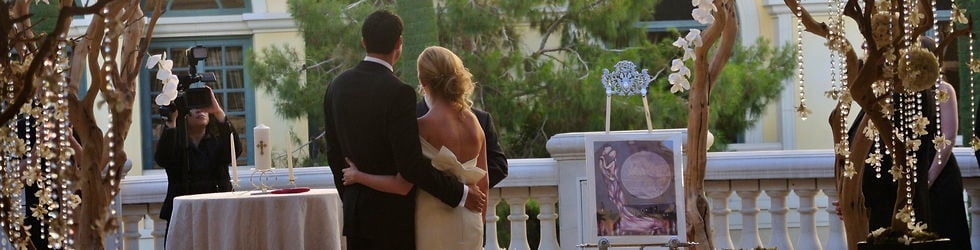 Las Vegas Wedding Planner ~ Behind the Scenes Wedding Videos