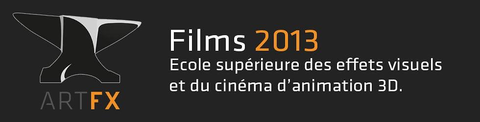 // ArtFX OFFICIEL // Films 2013 & Demoreels