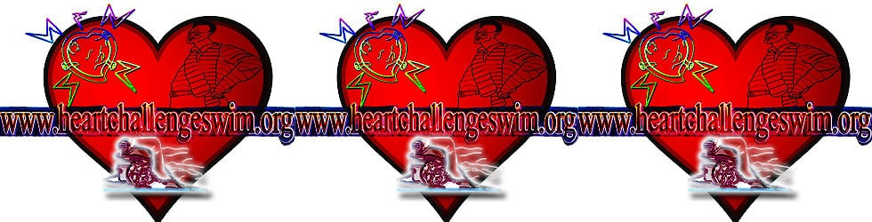 Heart challenge Swim Channel