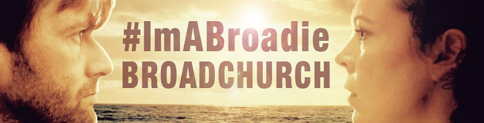 #ImABroadie - Broadchurch