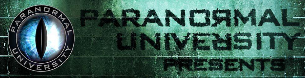Paranormal University presents