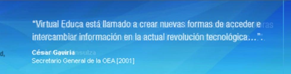 XIII ENCUENTRO INTERNACIONAL VIRTUAL EDUCA PANAMA 2012