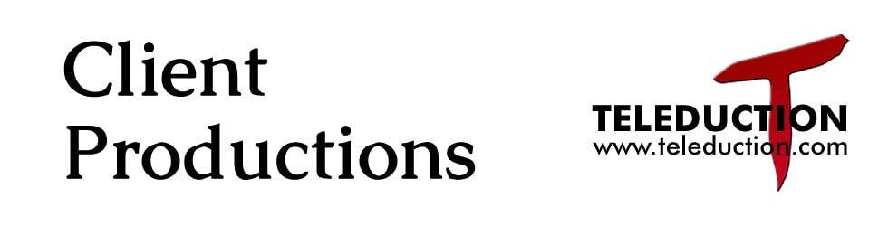 Client Productions