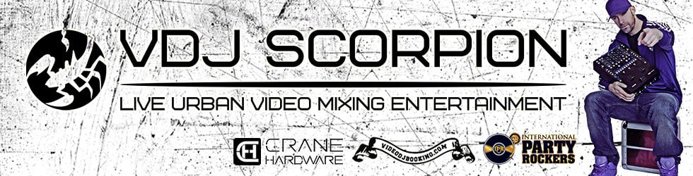 VDJ Scorpion | Live Urban Video Mixing Entertainment