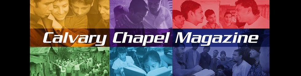 Calvary  Chapel Magazine