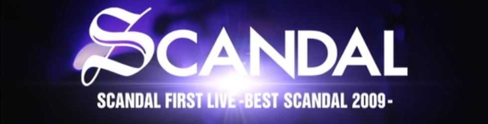 First Live Best Scandal 2009