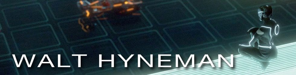 Walt Hyneman CG / VFX  Demo Reels