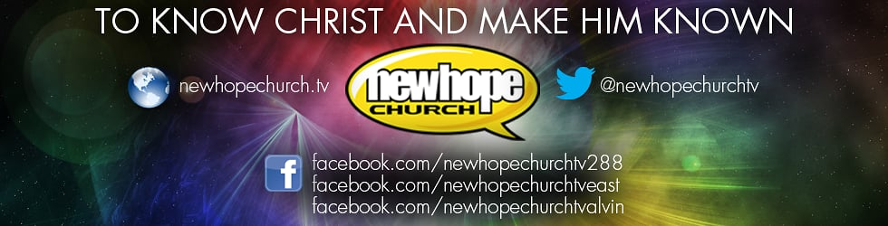 New Hope Church TV - NHCTV