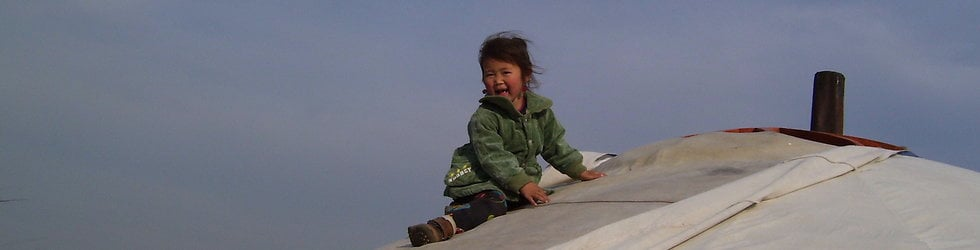 Stories from the Steppes of Mongolia