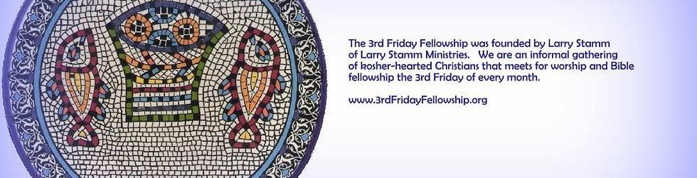 3rd Friday Fellowship