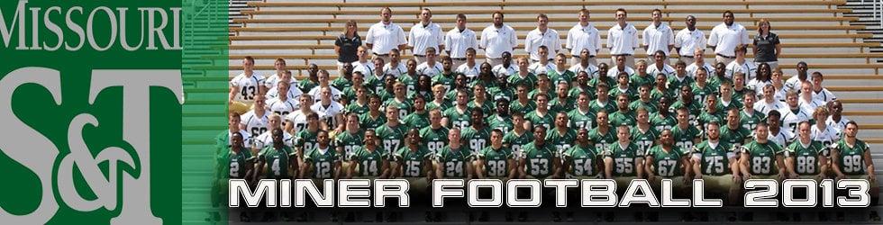 Missouri S&T Football 2013