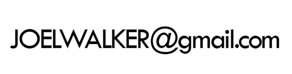 Joel Walker - Video Reel