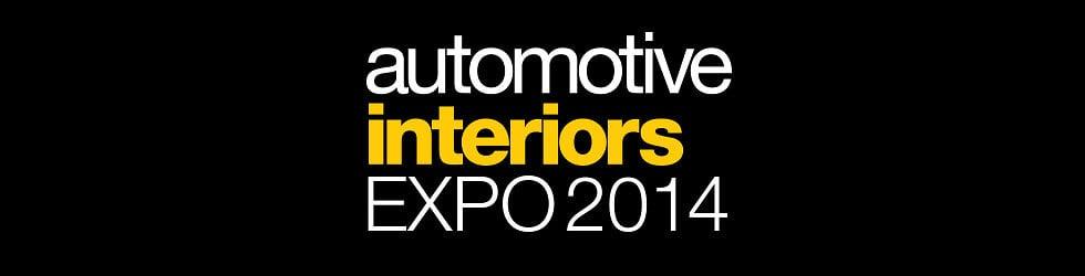 Automotive Interiors Expo 2014
