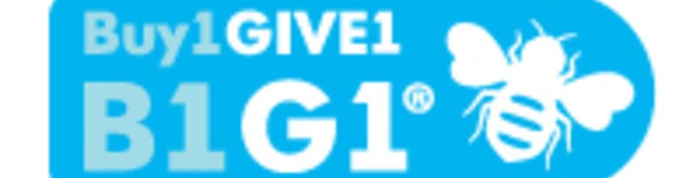 B1G1 (Buy1GIVE1)