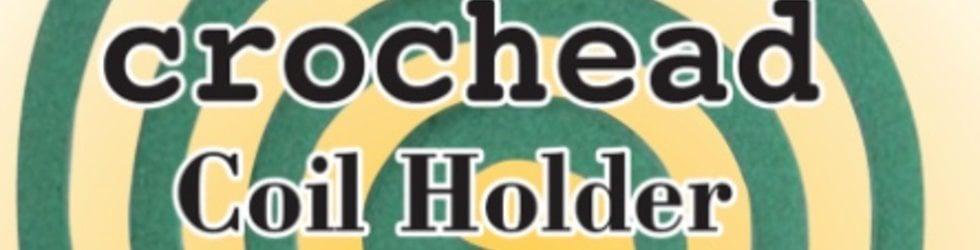 Crochead Coil Holders
