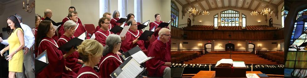 Sanctuary Service Sermons