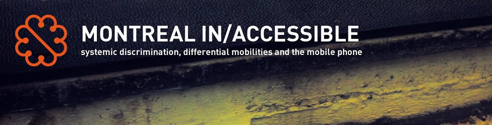 Montreal In/accessible