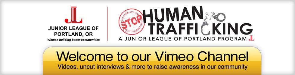 Junior League of Portland: Stop Human Trafficking