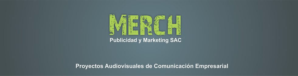 MERCH - Publicidad y Marketing