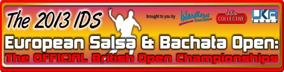 London LatinFest 2013 - European Open Salsa Competition - Professional